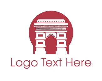 Gateway - Abstract Arc  logo design
