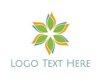 """Colorful Flower Petal"" by LogoBrainstorm"
