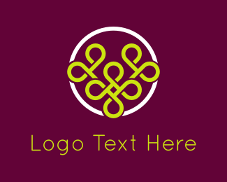 Vine - Green Vines logo design