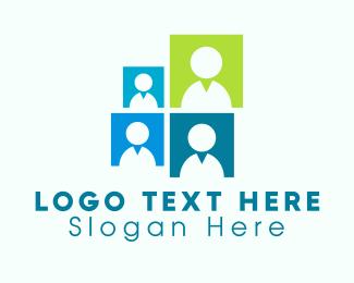 Small Business - Office Team logo design