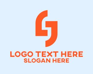 Comma - Creative Quote Letter S logo design