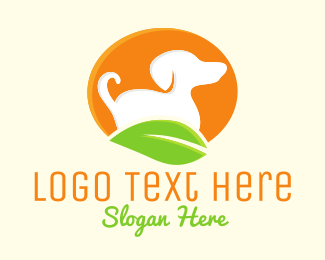 Pet Food - Pet Dog Wellness logo design