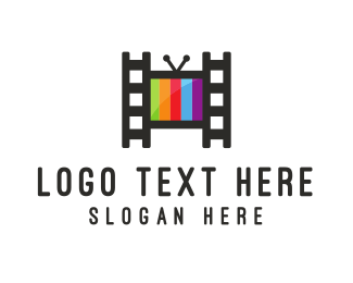 Broadcast - Home Theater logo design