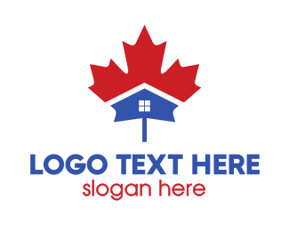 Ottawa - Canada House logo design