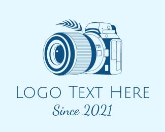 Vlogger - Vlogger Digital Camera logo design