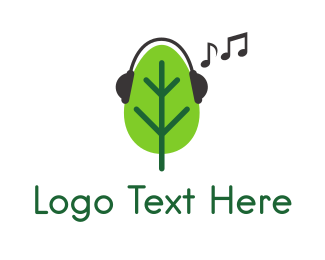 Episode - Musical Tree logo design