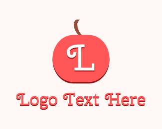 """""""Cherry Fruit Letter"""" by brandcrowd"""