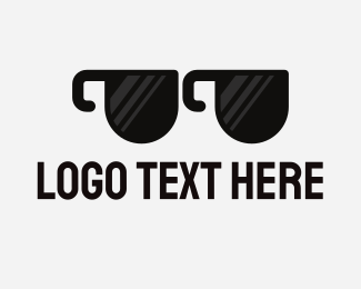 Cool - Mug Glasses logo design