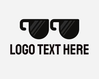 Glasses - Mug Glasses logo design