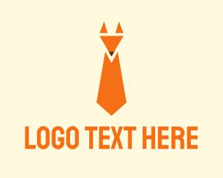 Job - Woodland Fox Tie  logo design