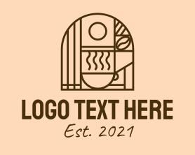 Coffee - Coffee Shop Cafe logo design