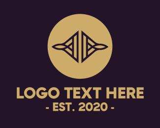 Luxurious Monogram Logo