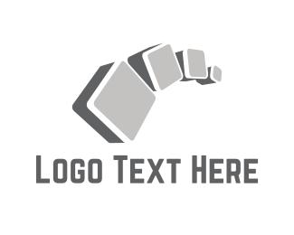 Concrete - Concrete Cubes logo design