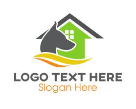 Guard - Guard Dog House logo design