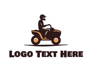 Bike - Quad Bike ATV logo design