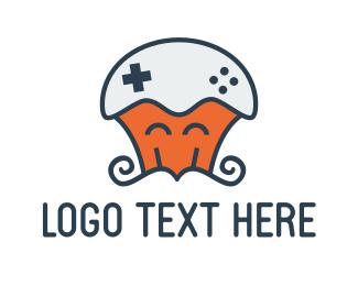 Dive - Squid Gaming logo design