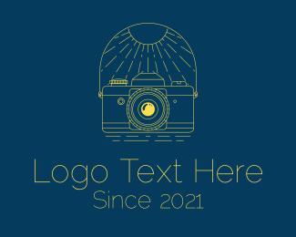 Photographer - Summer Photography Photographer logo design