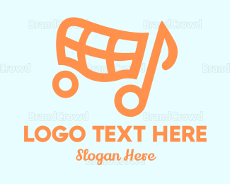 Shop - Shop Tunes logo design