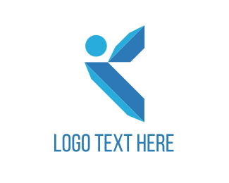 Blue Crystals Logo
