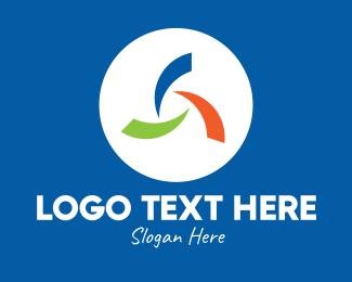 Company - Modern Multicolor Company logo design