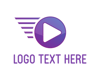 Animation - Fast Media logo design