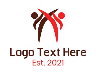 Mixed Martial Arts - Minimalist Karate  logo design