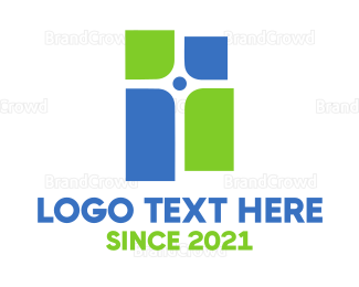 Chapel - Cross Religion logo design