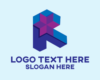Festive - Professional Letter R logo design