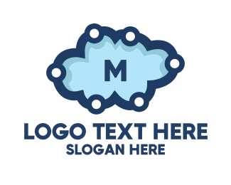 """Cloud Technology Lettermark"" by SimplePixelSL"
