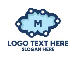 """Cloud Technology Lettermark"" by SimplePixelSL"