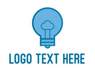 Logic - Cloud Idea  logo design