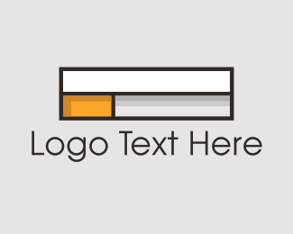 Smoker - Cigarette Box logo design