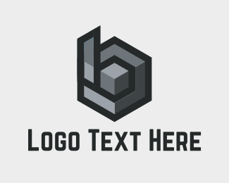 Case - B Cube logo design