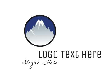 Logo Design - Rock Mountain