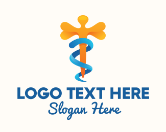 Healthcare - Healthcare Medical Symbol logo design