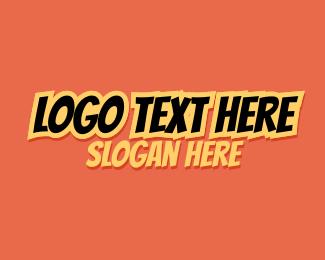 Animation - Spicy Asian Food Wordmark logo design