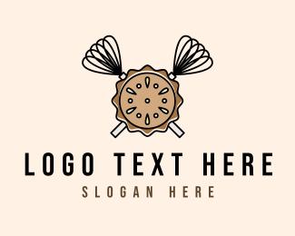 Pie - Pie Bake Shop logo design