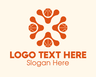 Club - Basketball Sports Club logo design