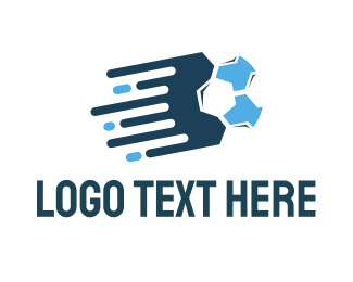 Analytics - Fast Ball logo design