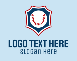 Fanclub - Baseball Ball Emblem logo design
