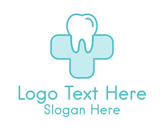 Health - Oral Health Medical Cross  logo design