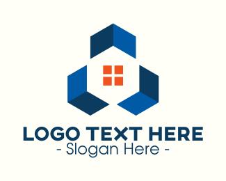 Property - Real Estate Property logo design