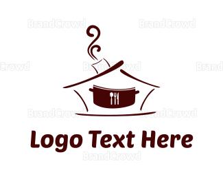 Restaurant - Restaurant Pot logo design
