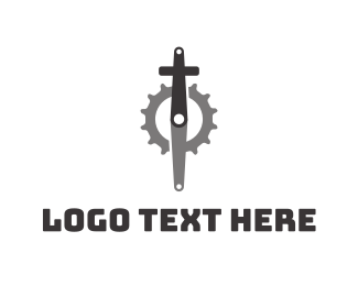 Commute - Christian Cycling logo design