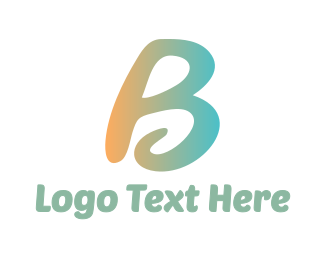 Therapy - Stylish Letter B  logo design
