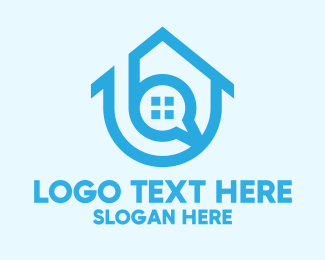 Combination - Modern Housing Firm logo design