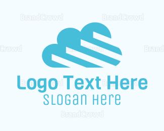 Dream - Sky Steps logo design