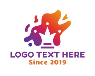 Artistic Royalty Logo Maker