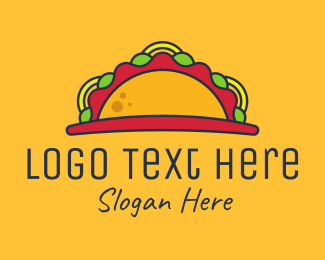 Taco - Taco Sunrise logo design