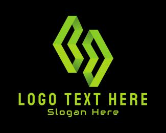 Programmer - Green Software Programmer logo design